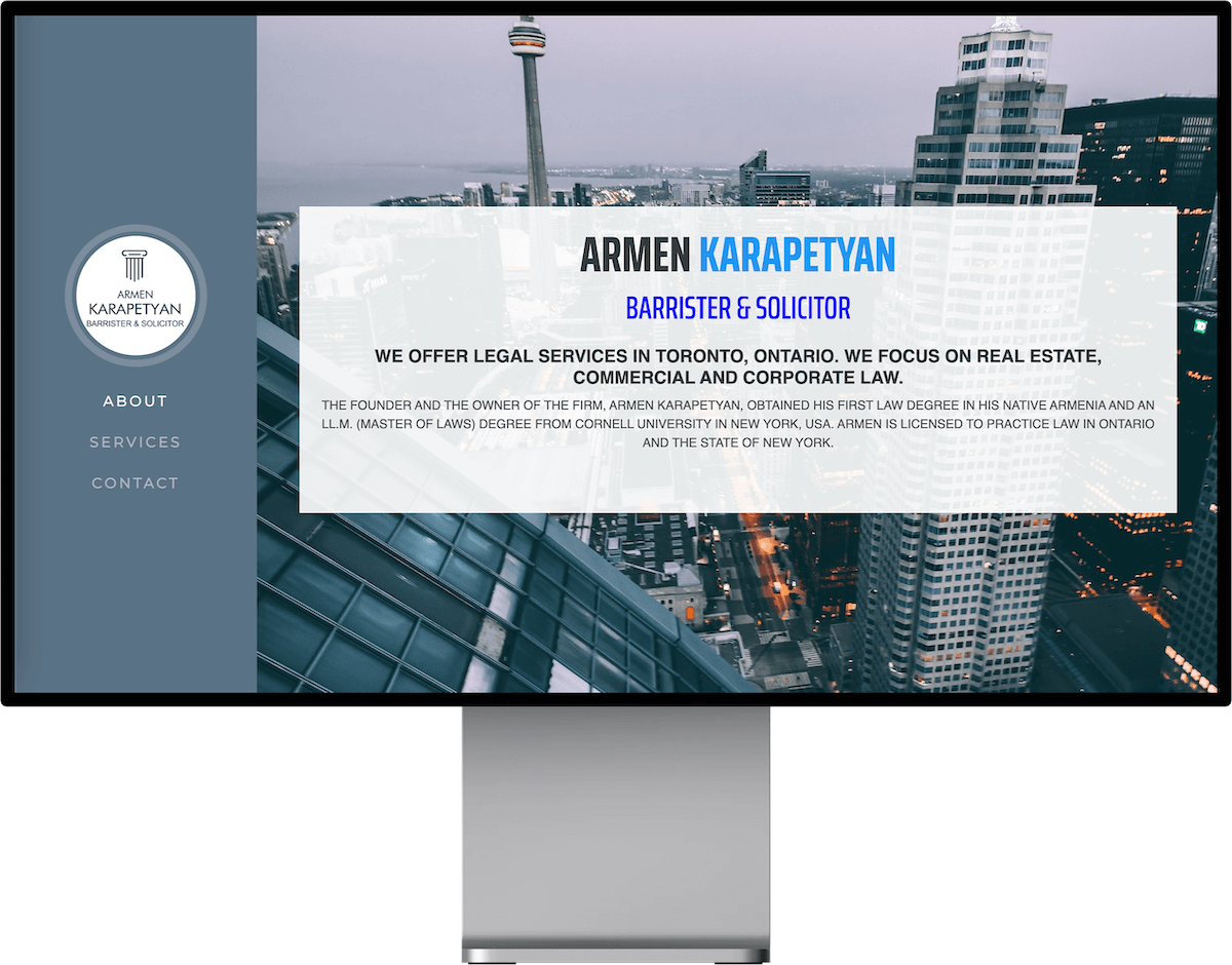 ArmenK Law Firm | 2iio Digital Consulting